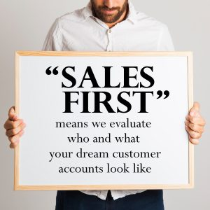 Sales First